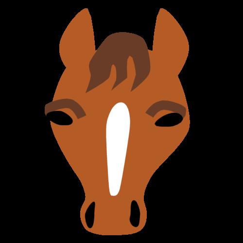 馬のイラスト(オーフリー写真 ... : 年賀状 写真 作成 : 年賀状